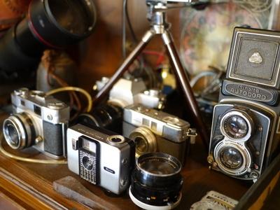 渋いカメラ