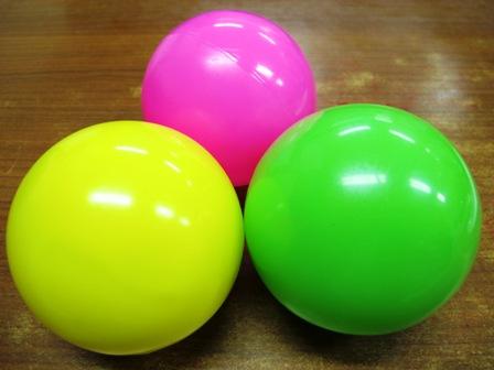 3色ボール