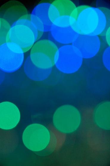 「写真で散歩」穏やかな『緑の光』
