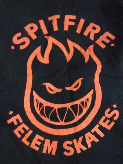 SPITFIRE×FELEM