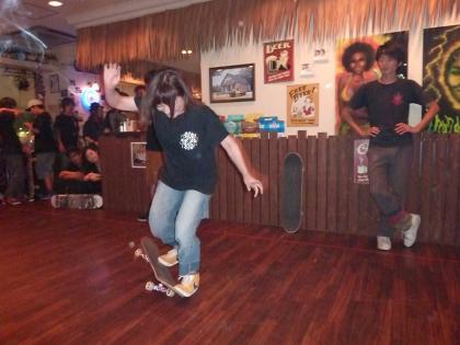 スケートゲーム