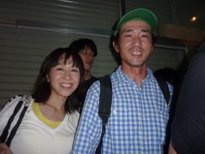ケンジさん夫婦