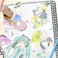 MusicSketch ジャケット