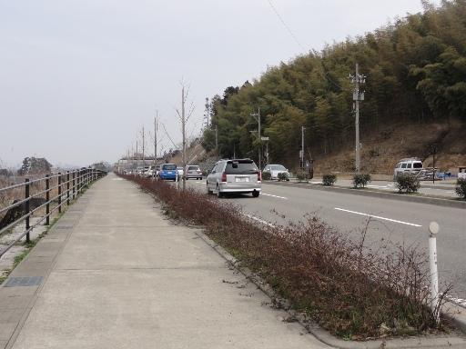 山側環状道路