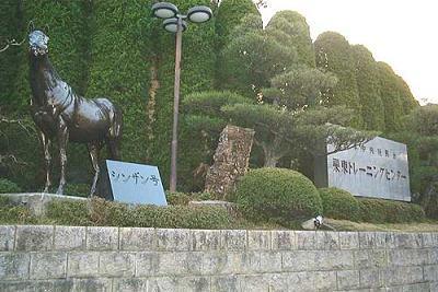 栗東トレセン