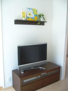 マリメッコファブリックパネル(TVボード)