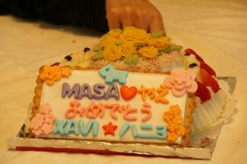 20091114 ケーキ