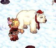 店内で熊狩り1