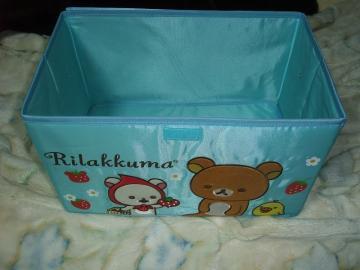 リラックマ 収納BOX2