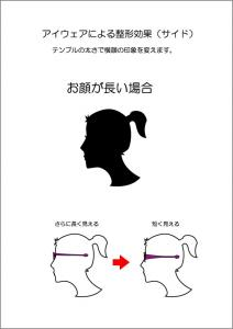 美人化横顔1
