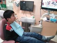 歯医者さんで抜歯