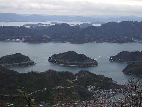 一峰寺公園からの眺め