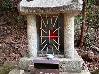 国主菩薩像