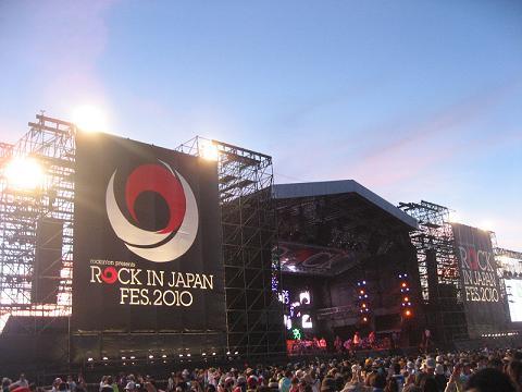ROCK IN JAPAN FES 2010!!