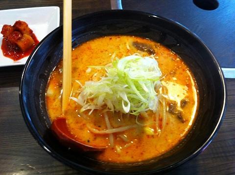 0927 Beef Ramen at Toranoana, Nakameguro