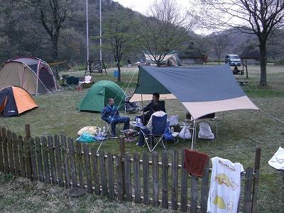 s-18:52キャンプ場