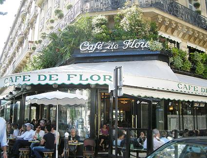 PARISカフェ2