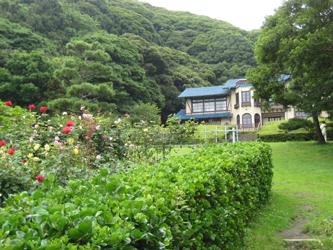 鎌倉文学館2
