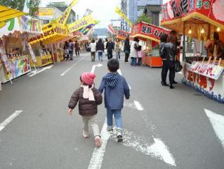 国分初市 2010.2.14