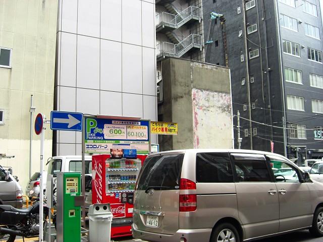 駐車場02