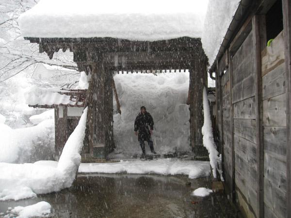 新潟大湯温泉