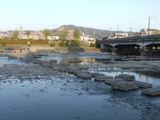 出町柳付近の様子_03_2011-04-12
