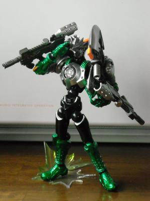 GHOST GUNNER007