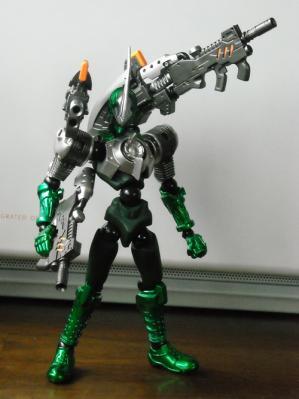 GHOST GUNNER009