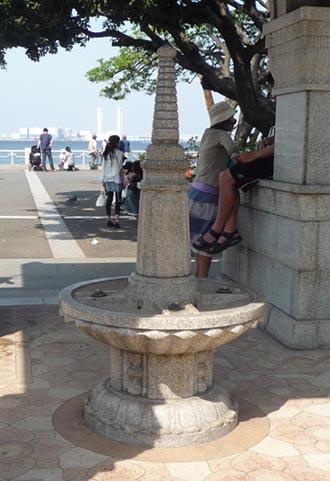 インド水塔②