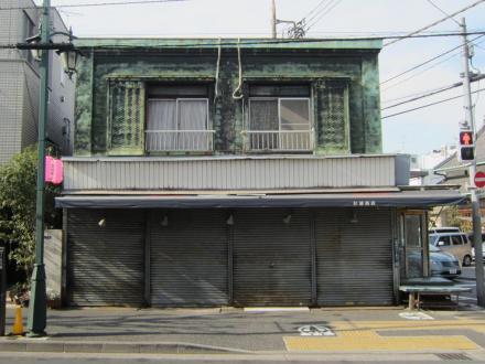 南品川6-7 杉浦商店③
