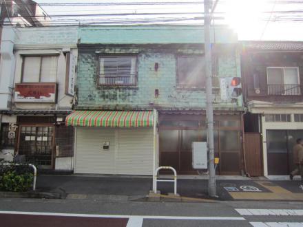 南品川2-9炭火焼鶏大すい・小山道具店②