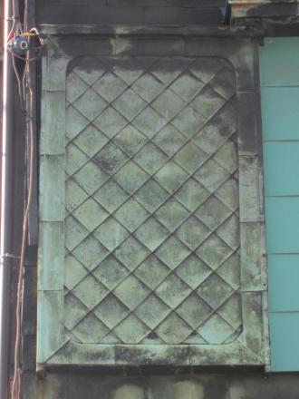 南品川3-5 海雲寺前の胴板建物③