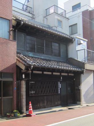 東大井2-5-15 松本レンジ①