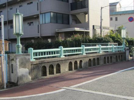 立会川駅③