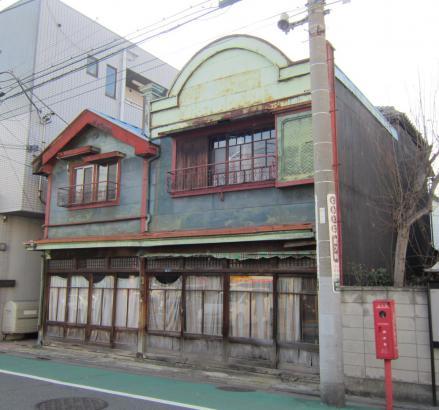 南大井1-9 K邸①