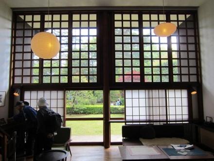 前川國男邸⑦