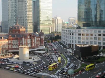 東京中央郵便局①