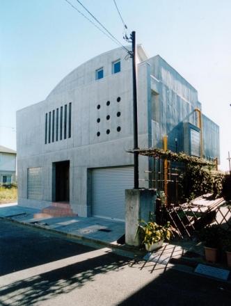 ダブルウォールの家①