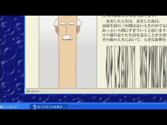 ひだまりスケッチ×☆☆☆ 第11話「6月5日 マッチ棒の謎/2月16日 48.5cm」.flv_000399399