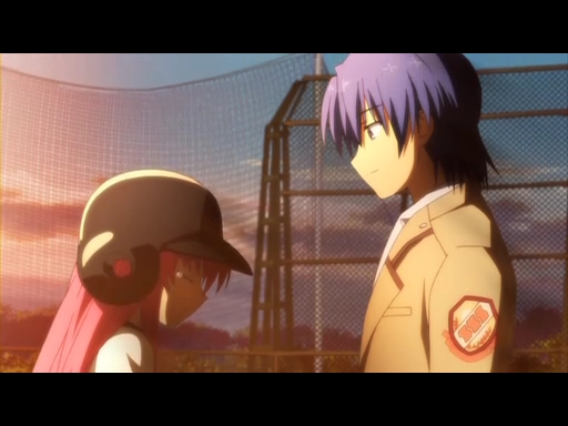 Angel Beats! 第10話「Goodbye Days」.flv_001253335