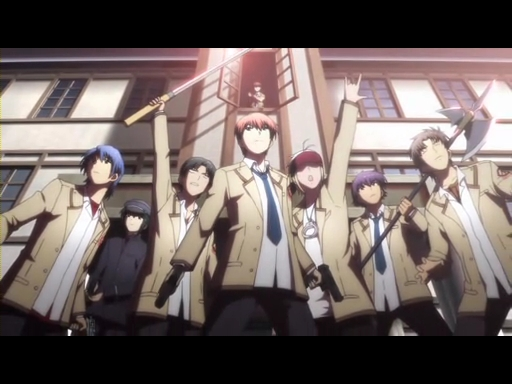 Angel Beats! 第12話「Knockin on heavens door」.flv_000303345