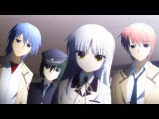 Angel Beats! 第12話「Knockin on heavens door」.flv_001444735
