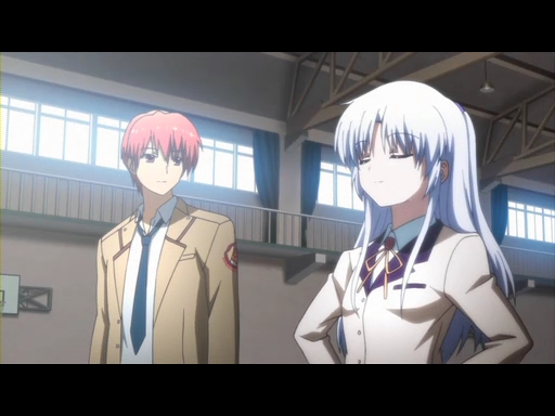 Angel Beats! 第13話(最終回)「Graduation」.flv_000413663