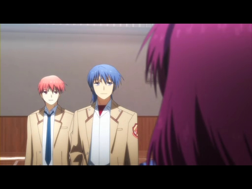 Angel Beats! 第13話(最終回)「Graduation」.flv_000902610
