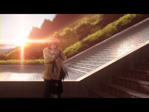 Angel Beats! 第13話(最終回)「Graduation」.flv_001133465