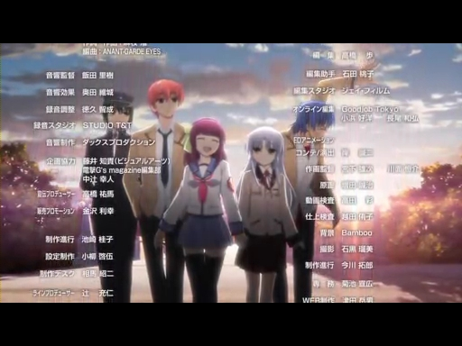 Angel Beats! 第13話(最終回)「Graduation」.flv_001393141