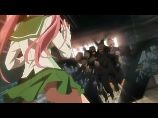 学園黙示録 HIGHSCHOOL OF THE DEAD 第02話「Escape from the DEAD」.mp4_000627668