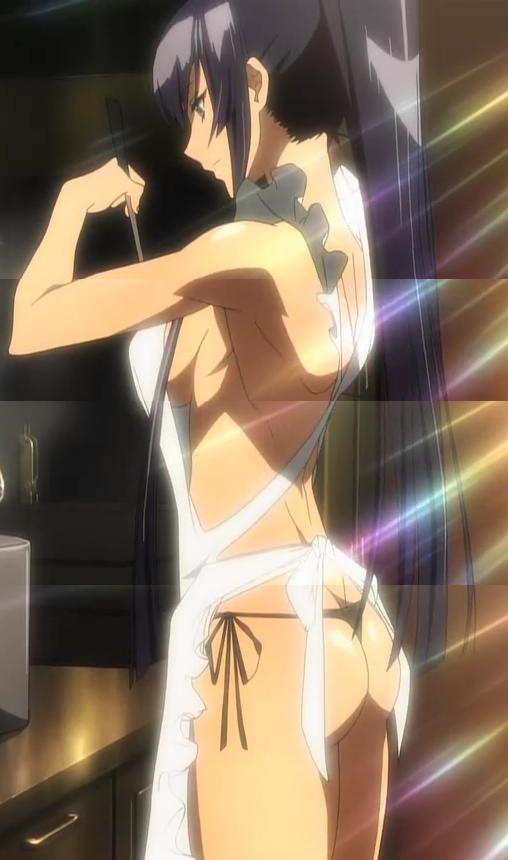 学園黙示録 HIGHSCHOOL OF THE DEAD 第06話「In the DEAD of the night」.mp4_000987778