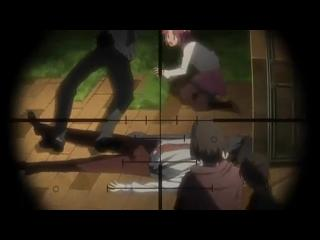 学園黙示録 HIGHSCHOOL OF THE DEAD 第07話「DEAD night and the DEAD ruck」.mp4_000509884