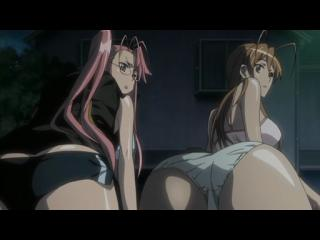 学園黙示録 HIGHSCHOOL OF THE DEAD 第07話「DEAD night and the DEAD ruck」.mp4_000864488